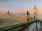 Evening Mist #6