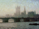 Westminster Bridge at Dusk