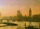 Morning Glow at Westminster #2