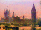 Morning Glow at Westminster #3